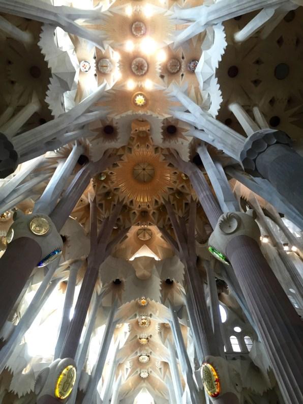 Sagrada Familia Barcelona - 5