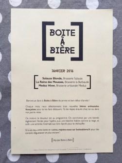 Boite a Biere - 3