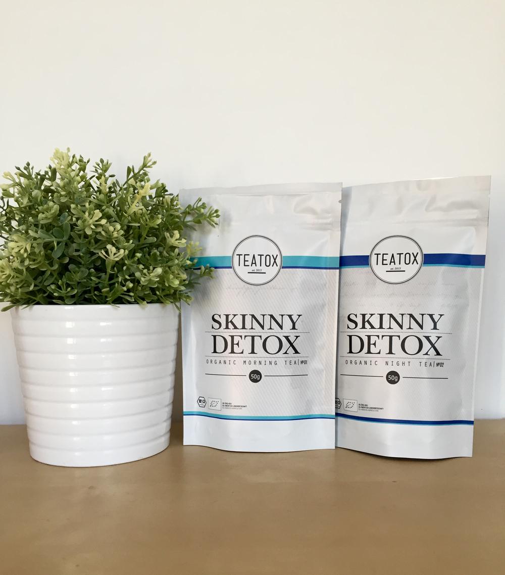 Teatox Cure Detox - 1