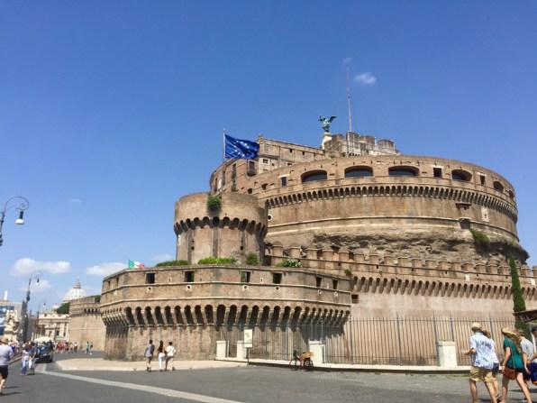 Castel Sant'Angelo Rome - 1