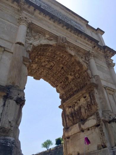 Forum Romain Rome - 1