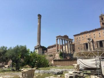 Forum Romain Rome - 3