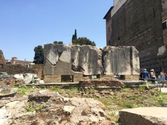 Forum Romain Rome - 5