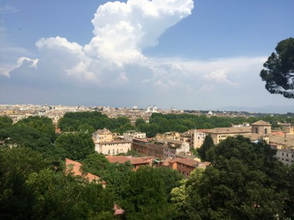 Gianicolo Rome - 1