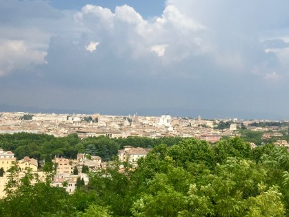 Gianicolo Rome - 2