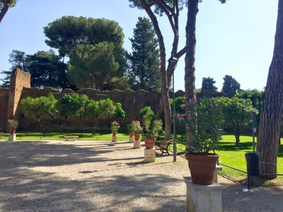 Jardin des Orangers Rome - 5