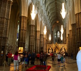 Abbaye de Westminster Londres - 7