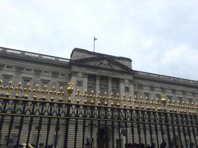 Buckingham Palace Londres - 1