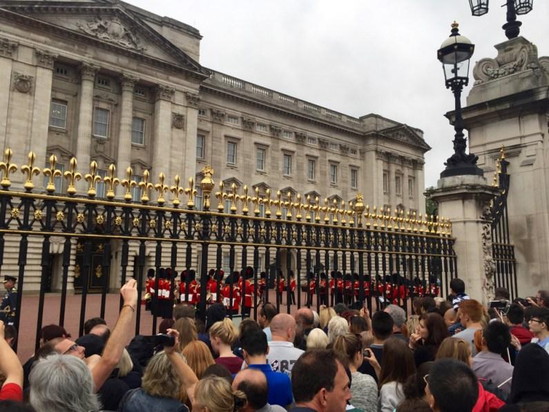 Buckingham Palace Londres - 2