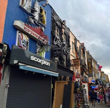 Camden Town Londres - 5