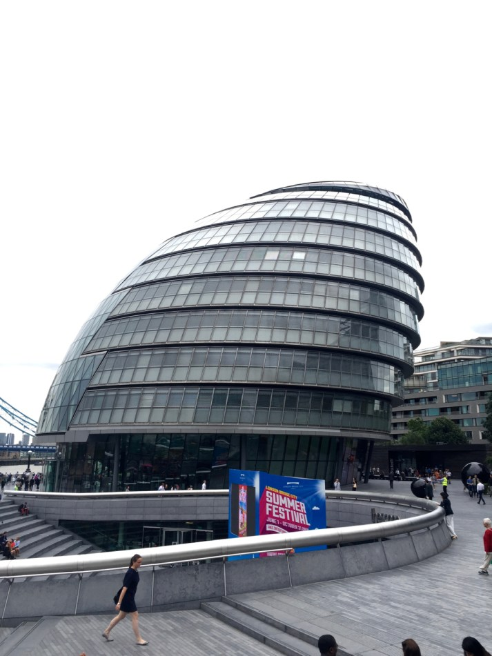 City Hall Londres - 1