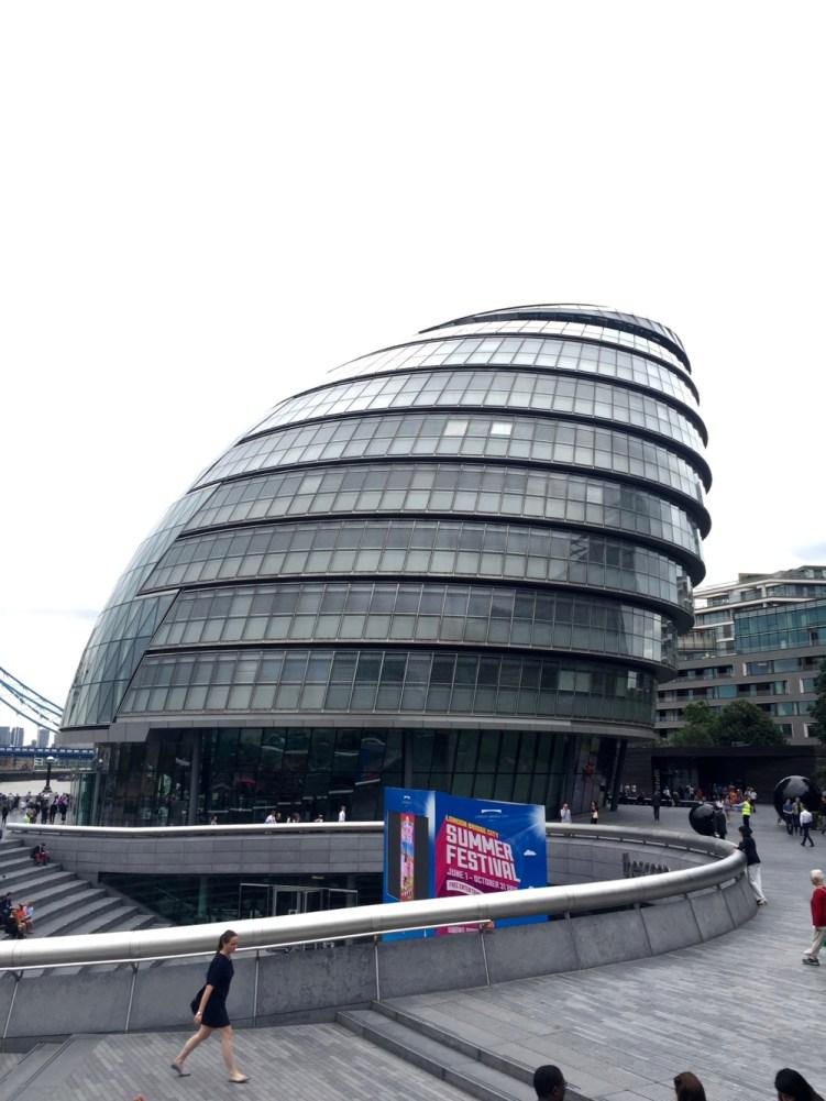 City Hall Londres - 1