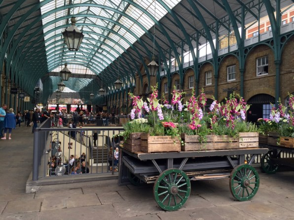 Covent Garden Londres - 3