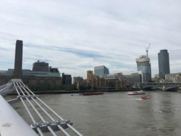 Millenium Bridge Londres - 1