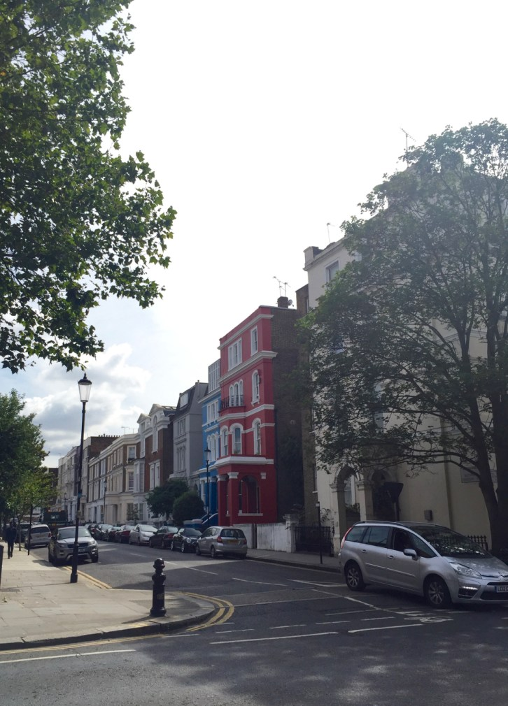 Notting Hill Londres - 1