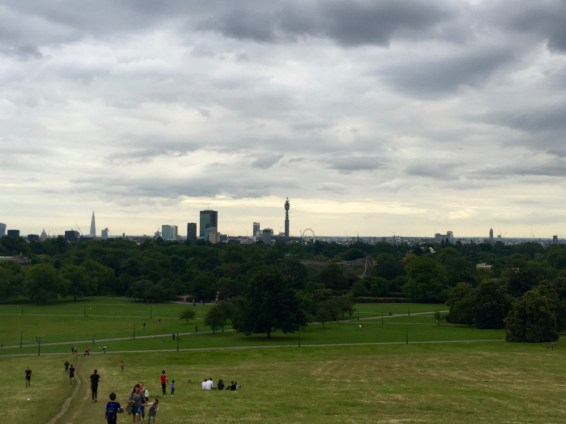 Primrose Hill Londres - 1