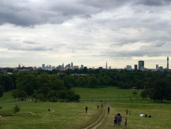 Primrose Hill Londres - 2
