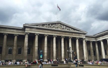 The British Museum Londres - 1