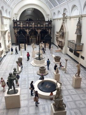 Victoria and Albert Museum Londres - 5