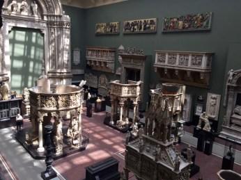Victoria and Albert Museum Londres - 9
