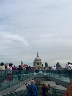 Millenium Bridge Londres - 1 (1)