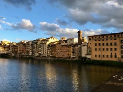 Arno Ponte Santa Trinita Florence - 1