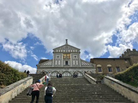 Basilique San Miniato al Monte Florence - 1