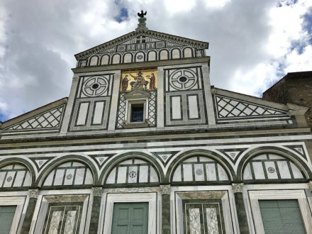 Basilique San Miniato al Monte Florence - 2