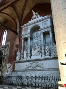 Basilique Santa Maria Gloriosa dei Frari Venise - 4