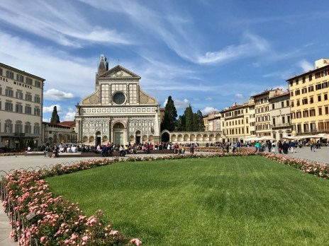 Basilique Santa Maria Novella Florence - 1
