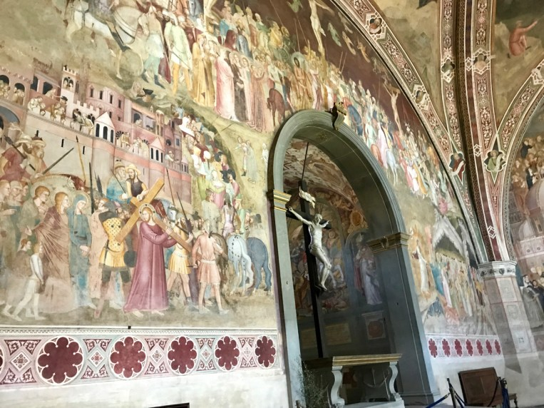 Basilique Santa Maria Novella Florence - 12