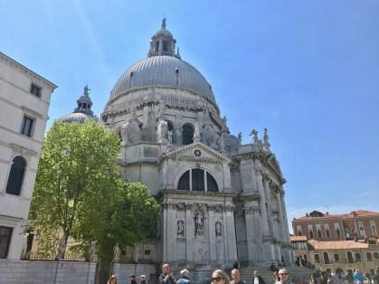 Basilique Santa Maria della Salute Venise - 2