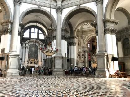 Basilique Santa Maria della Salute Venise - 3