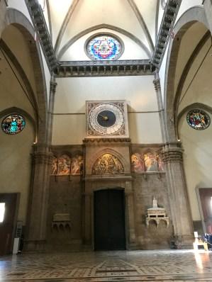 Cathedrale Santa Maria del Fiore Florence - 5