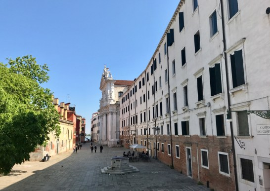 Eglise Santa Maria Assunta Venise - 1