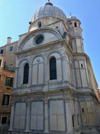 Eglise Santa Maria dei Miracoli Venise - 1