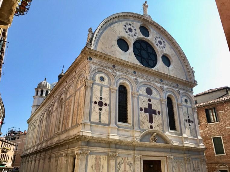 Eglise Santa Maria dei Miracoli Venise - 2
