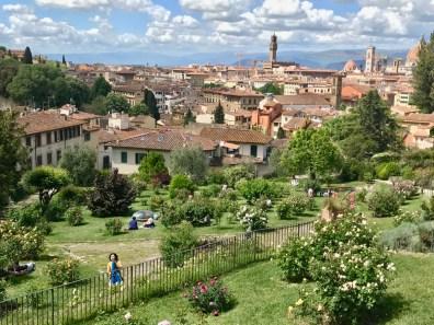 Giardino delle Rose Florence - 2