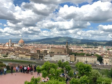 Piazzale Michelangelo Florence - 2