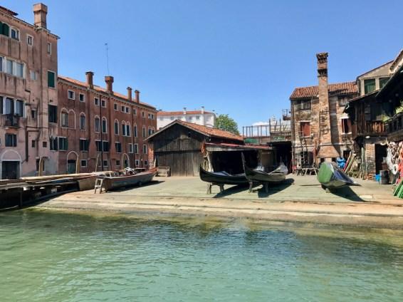 Squero di San Trovaso Venise - 1