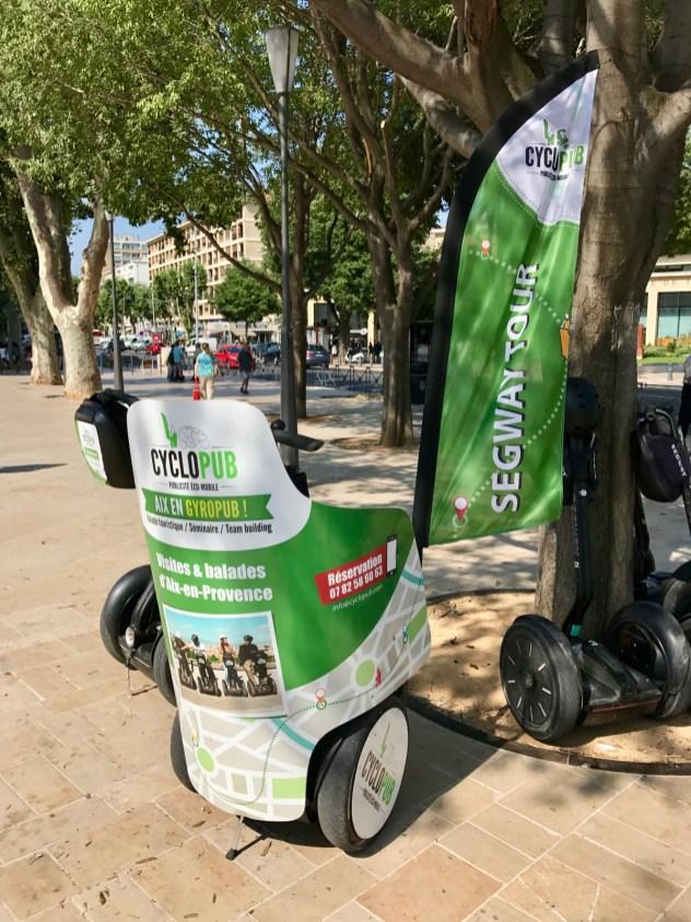 Cyclopub Segway Aix en Provence - 3