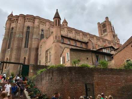 Cathedrale Sainte Cecile Albi - 14