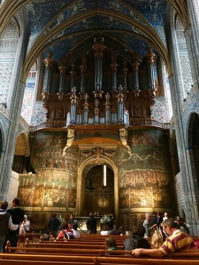 Cathedrale Sainte Cecile Albi - 2