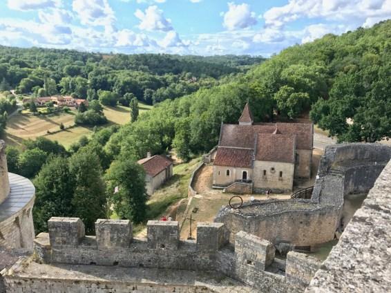Chateau de Bonaguil - 4