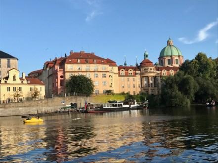 Croisiere Vltava Prague - 13