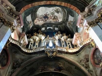Eglise Saint Nicolas Mala Strana Prague - 2