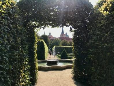 Jardins du Palais Wallenstein Prague - 1