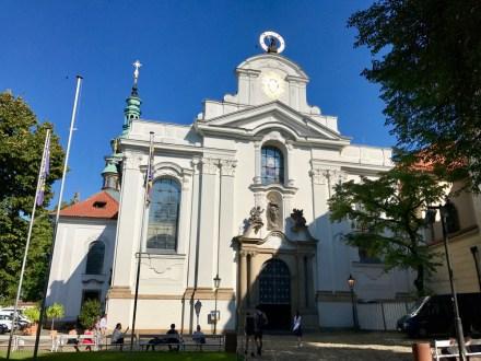 Monastere de Strahov Prague - 1
