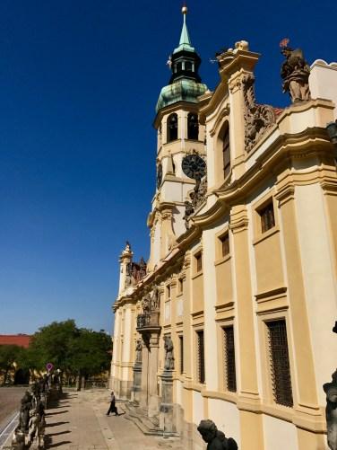 Notre Dame de Lorette Prague - 1