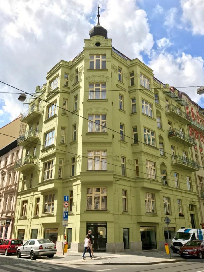 Nove Mesto Prague - 7